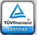 TÜV Rheinland InterCert: ISO 9001:2008