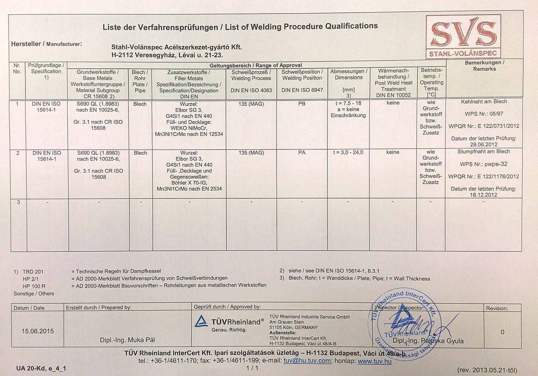 ISO3834_Minositett_eljarasok