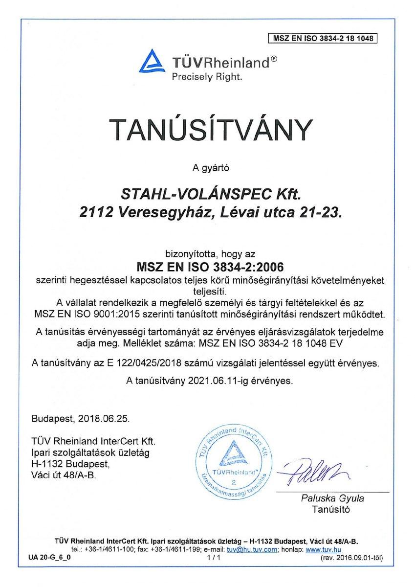 MSZENISO_3834-2_18_1048_2018