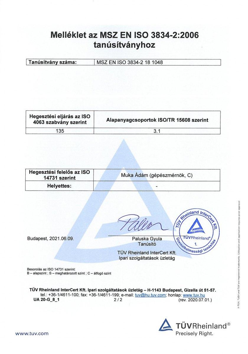 MSZ_EN_ISO3834-2_2006_tanusitvany_melleklet